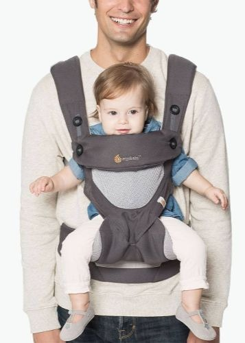 b7e88ed72df Best Baby Carrier-Product Image-Ergobaby 360 Ergonomic Cool Mesh