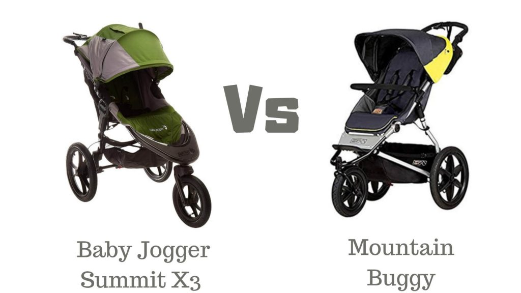 Baby Jogger Summit X3 Reviews Summit X3 Vs Mountain Buggy